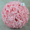 Pink With No Foliage 23cm Pomander Ball