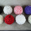 All Colours Of Our 23cm Pomander Balls
