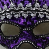 Purple Jester Mask