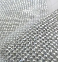 3mm Or 4mm Rhinestone Carpet