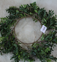 4-x-30cm-box-leaf-wreath
