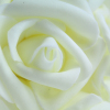 Our pure Ivory only foam Rose Pomander