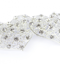 SFR1392 Diamante Brooch