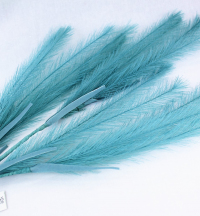 80cm Artificial feather spray
