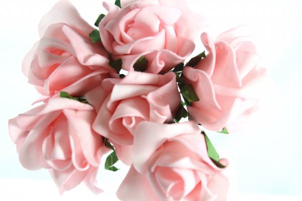 Our cute Baby Pink bunch perfect for that girly touch