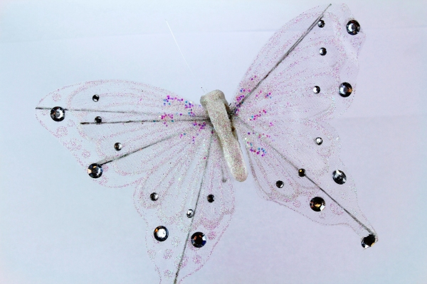 Our larger Artificial craft Butterfly with next day UK mainland delivery.